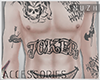 [\] #M.Joker Tattoo