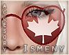 [Is] I Love Canada Shade