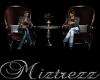 !BM Elegant Chair Set