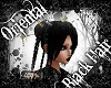 Orientel Black Hair
