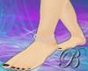 [B]diamond anklet