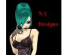 (NA) Aqua Liye Hairstyle