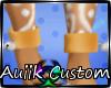 Custom| Silvia Cuffs