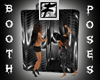 ~F~ BW Retro Booth/poses
