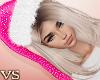 {VS}Pink Glitter Santa