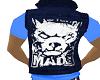 Jacket MAD blue