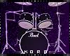 ✘| Pearl Drums