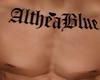 X4Tato AltheaBlue Perso
