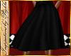 I~50's Black Skirt