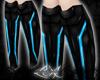 -LEXI- Blast Boots: Blue