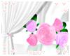 ♡ Floral Curtain L