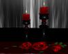 Candles Black Go