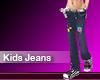 (M) Kids Jeans Blue