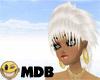 ~MDB~ IVORY BROOKY HAIR