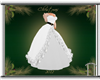 White Christmas Gown