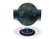 A  Hologram Planet Study