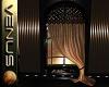 ~V~Gothic Gold Curtain R