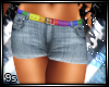 [9s] Pride Shorts