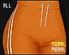F Orange Sweats RLL