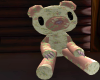 Pink Girl Cuddle Bear