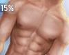 B. Torso Men Strong 15%