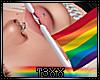 TX | Pride Mouth Flag