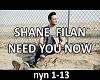 Shane Filan-Need You Now