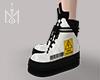 M   PLSTC shoes
