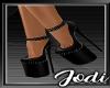 Black Sexy Heel