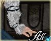 ~A~Shyael Arm Fur Blue