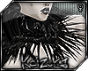 !Black Feathers Choker F