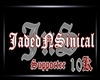 JnS Support Sticker 10k