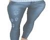 Blue Paw  Pants