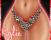 RLL Lovers Leopard Panty