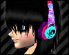 Neon Pi/Pu/Bl Headphones