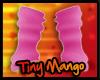 -TM- Pink Arm Warmers