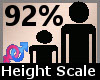 Height Scaler 92% F A