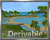 Lazy River Resort Pool