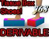 J68 Tissue Box Slippers