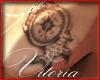 𝓥* Compass Tattoo