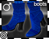 *m Blue Dandy Boots