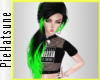 ~P; Breslin Blk-Green