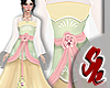 Dandelion Spring Hanfu
