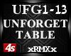 [4s] UNFORGETTABLE