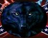 rebel wolf rug
