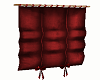 red silk Blind, Animated