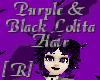 Purple & Black Lolita
