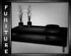 !K! Dark glass Fireplace