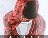 ✘ Tl Red Hoodie