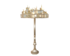 Gold Candle Table